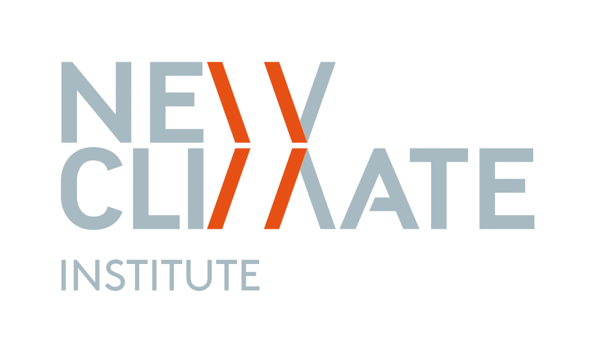 New Climate Institute - Germany